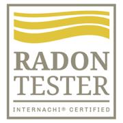 Radon Tester Badge