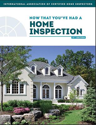 Home maintenance book cover