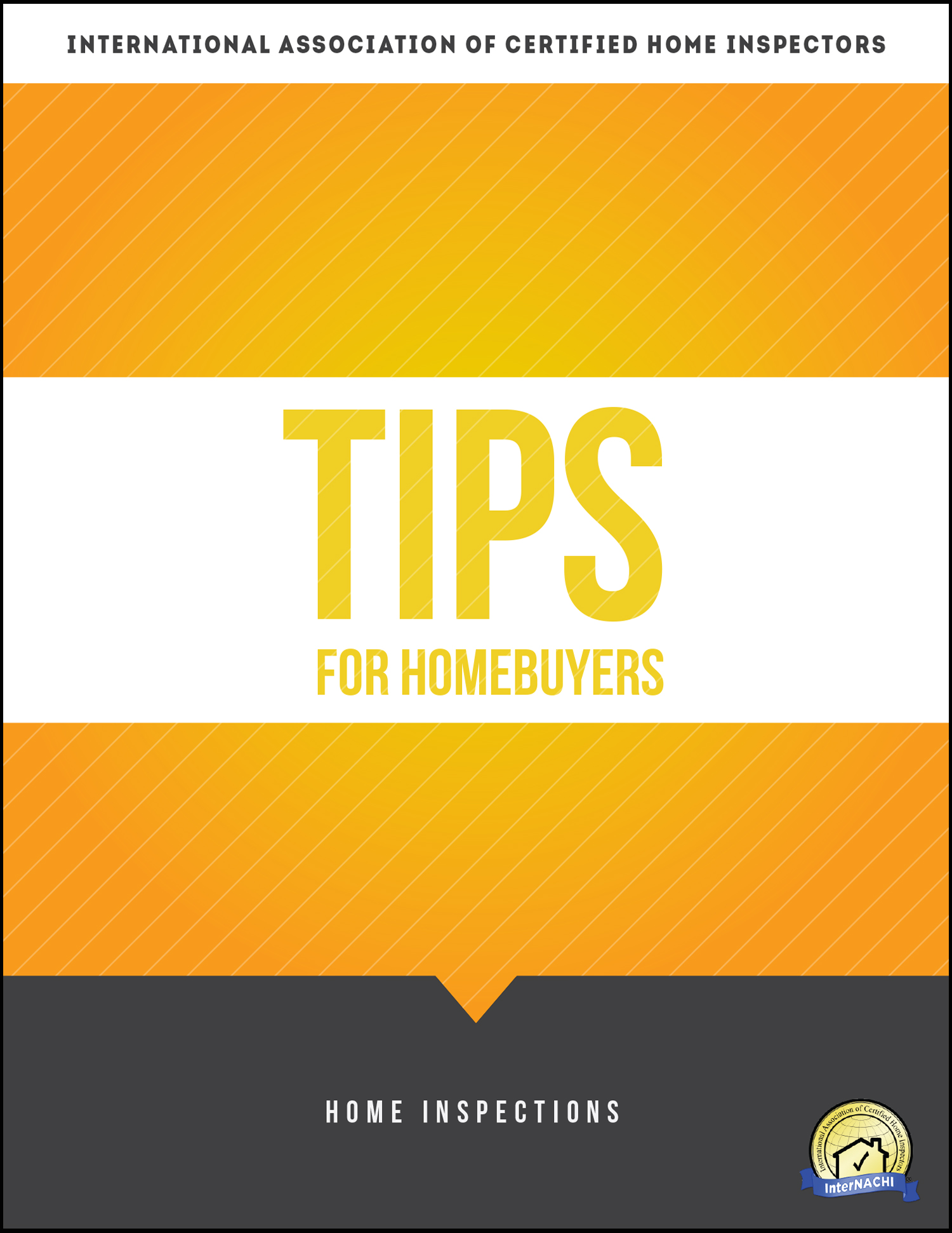Click here for InterNACHI Tips for Homebuyers!