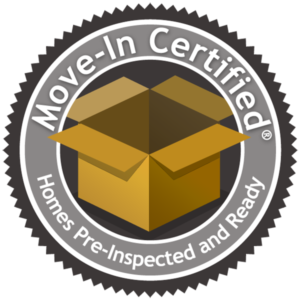 Move In Certified Home Seller's Inspection