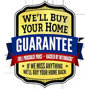 InterNACHI Buy Back logo