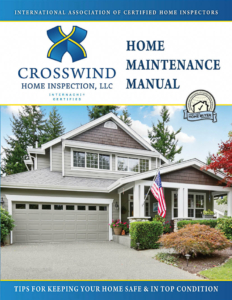 Crosswind Home Maintenance Manual Cover