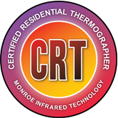 Certified Residential Thermographer by Monroe Infrared Technology